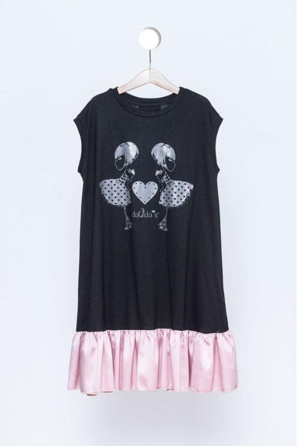GIRLS' LUNA DRESS